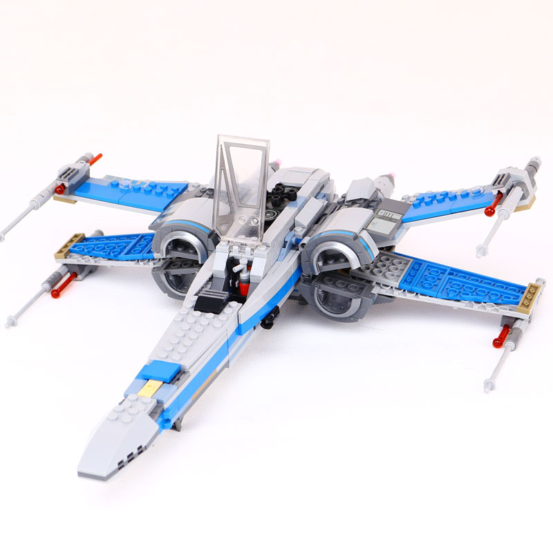 740Pcs Lepin 05029 Star the classic X Genuine wing fighter Model Wars Set Building Blocks Bricks assembled LegoINGlys 75149 toy <br>