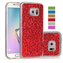 Buy Misolocat Bling Sparkle Case Samsung Galaxy S3 S4 S5 mini S6 S7 Edge G9300 G9350 G9200 G9250 Glitter Sequins Back Cover Soft for $1.49 in AliExpress store