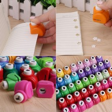 21-40  LOVELY New Printing Paper Hand Shaper Scrapbook Tags Cards Craft DIY Punch Cutter Tool