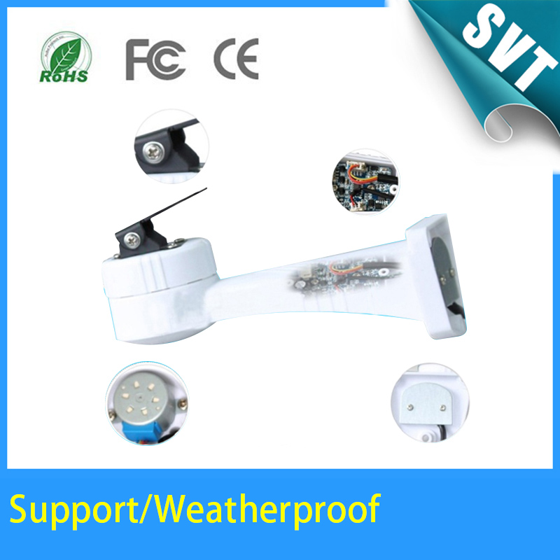 Hot Sale PTZ Bracket for CCTV IP Camera or Only Support Pan Rotation Electrical Rotating Connection Waterproof Outdoor SK-281<br>