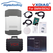 Promotion DHL Free ALLSCANNER VXDIAG MULTI Diagnostic Tool Powerful than For bmw Icom A2 A3 NEXT For m b star C4 with Original s(China)