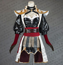 The Bounty Hunter  Captain Miss Fortune Cosplay Costume Anime Custom Made Uniform