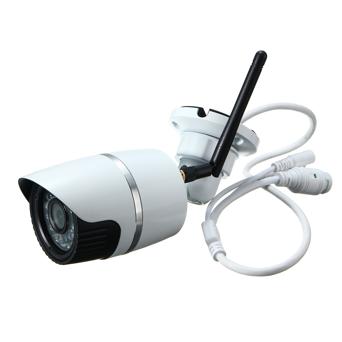 Safurance Outdoor Wireless WiFi 720P HD IP Network CCTV Home Security Camera IR Night Vision Surveillance Safety<br>