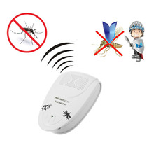 Mosquito Killer Electronic Multi-Purpose Ultrasonic Pest Repeller Anti Rodent Bug Reject Magnetic Rodent Control 100-240V