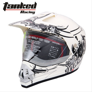 Free shopping Tanked cross helmet T340 Off Road Helmet Motorcycle Helmets<br><br>Aliexpress