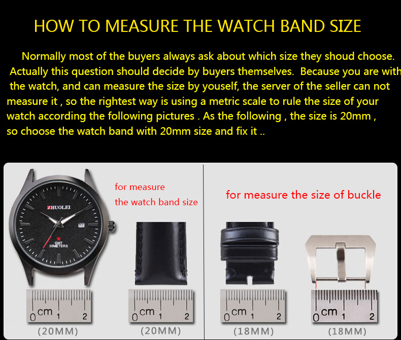 Superior High Quality leather wantchband Wrist Watch Band ES3060 ES4176 lady style 8mm cow leather