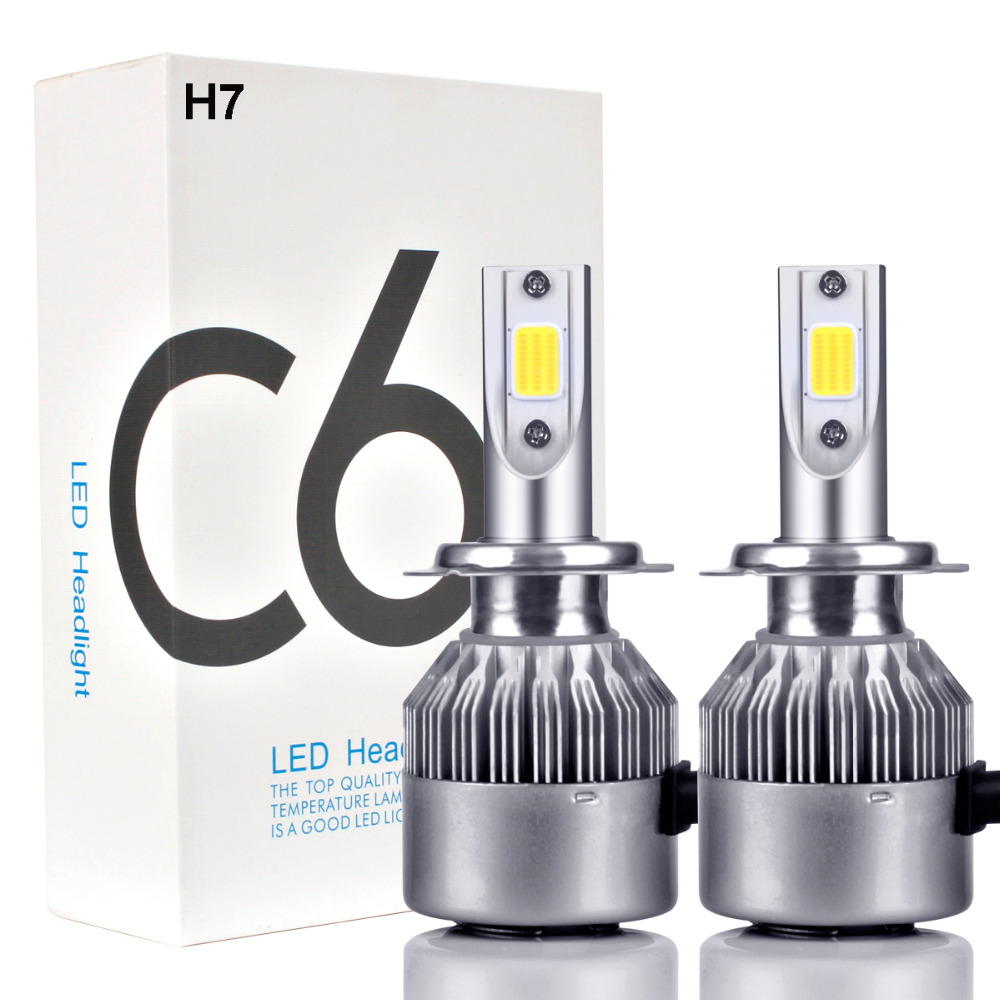 For Ford Puma 1997-2000 Low High Beam Xenon HB3 HB3 Headlight Bulbs Set Lamp