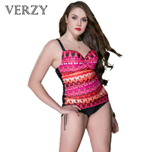 Buy Verzy Women One Piece Swim Suit Summer Bathing Suit Monolini Push Sexy Female Beachwear Plus Size Fat Girl Padded Underwire