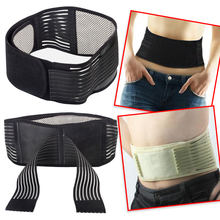 Professional Magnetic Therapy Belt Black Waist Brace Support Spontaneous Heating Protection Magnetic Therapy Belt -15