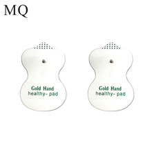 12 Pcs Replacement Electrode Pads for Nerve TENS MACHINE Electronic Stimulators Full Body Therapy Massager(China)