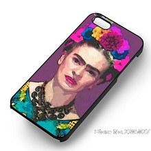 trendy frida kahlo case cover for iphone 5s 6 6s 6plus 7 7plus Samsung galaxy note5 s3 s4 s5 s6 edge s7 edge
