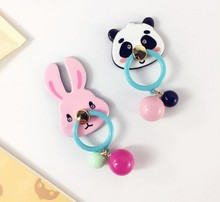 Lovely mini cartoon ring Phone Holder finger Grip Stand for iphone mobile phone universal with tracking number