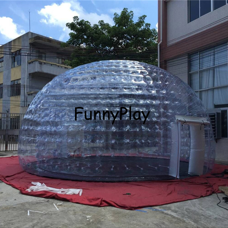 inflatable tent for garden1