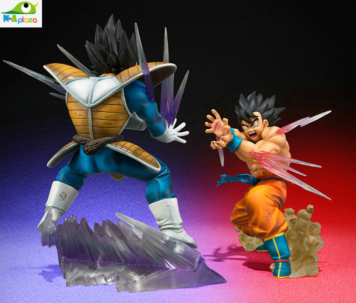 Anime Dragon Ball Z  SON GOKU Vegeta KameHameHa Ver. Tamashii Web Ed. Limitada PVC Action Figure Model Toy 12cm