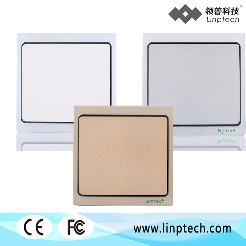 K4 Wireless Swtich Panel, Self Powered, Waterproof,  Smart Digital Home<br>