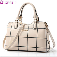 DIGERUI Famous Brand Women Handbags Fashion Striped White Tote Bag Women Messenger Bags Handbag Purse Totes A557