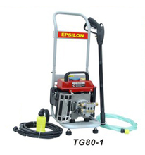 TG80-1 industrial high pressure all copper plunger pump gasoline engine washing machine