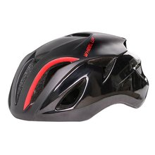 Unisex Ultralight Riding Helmet Integrally Molded Adjustable Bicycle Helmet Shock Resistance Road Bike Safety Helmet Free Ship(China)