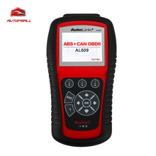 Car Diagnostic Tool AL609 OBDII & CAN Vehicle Scanner Diagnoses ABS System Codes Turns off Malfunction Indicator Light