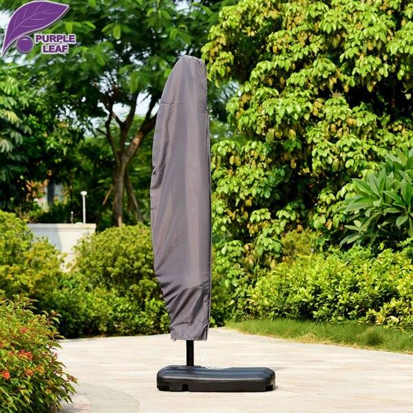 Покрытие зонтика патио водонепроницаемое покрытие зонтика, стойкое против атмосферных воздействий и длительное