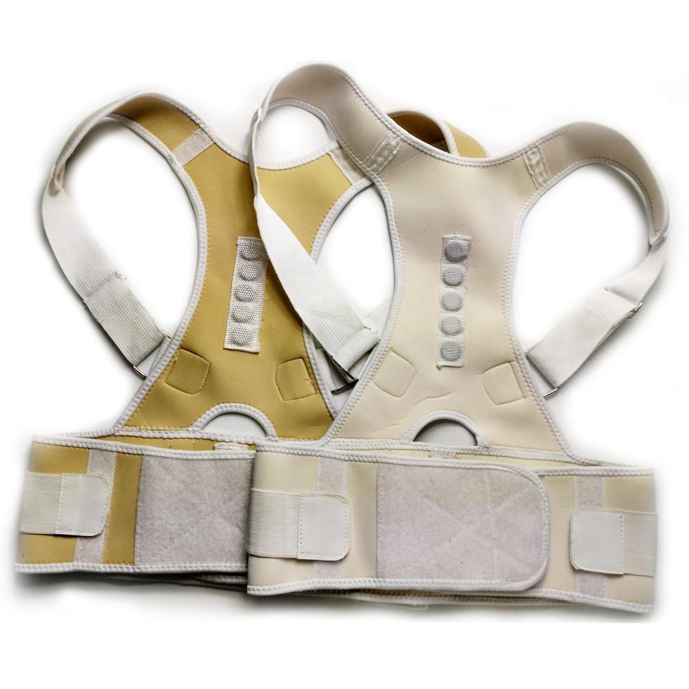 HOT SALE! Male Corset For Magnetic Posture Corrector Men Back Brace Back Belt Lumbar Support Straight Back High Quality<br><br>Aliexpress