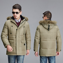 Hot Fashion Men Down Jacket Coat Thick Warm Jackets Men Sportswear Windcheater Winter Parkas men down coat winter coat