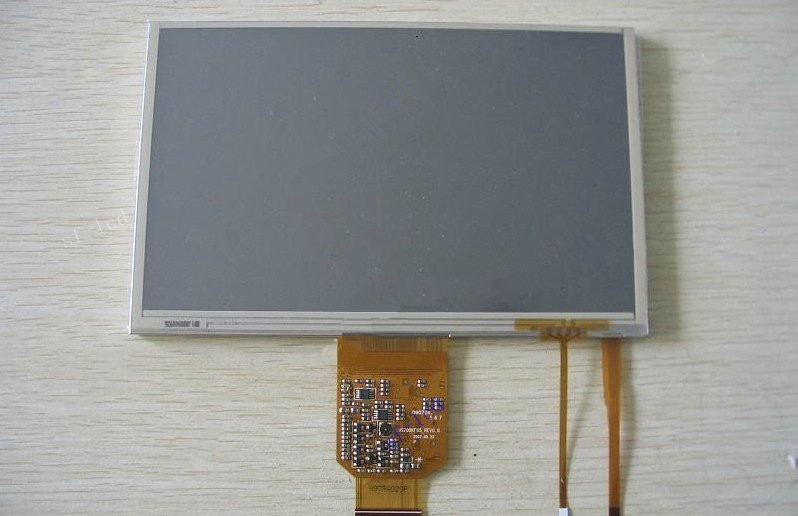 Original 7.0 inch LCD Screen for LMS700KF01 LCD display screen panel with Touch screen digitizer replacement<br>