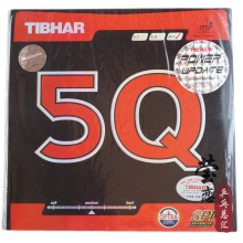 Origianl Tibhar 5q+ pimples in table tennis rubber table tennis rackets racquet sports fast attack loop made in Germany(China)