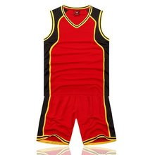 MAN New custom Clothing Set Vest Sport Suits trainning Basketball tracksuit Clothes Sleeveless suits free shipping 1019(China)