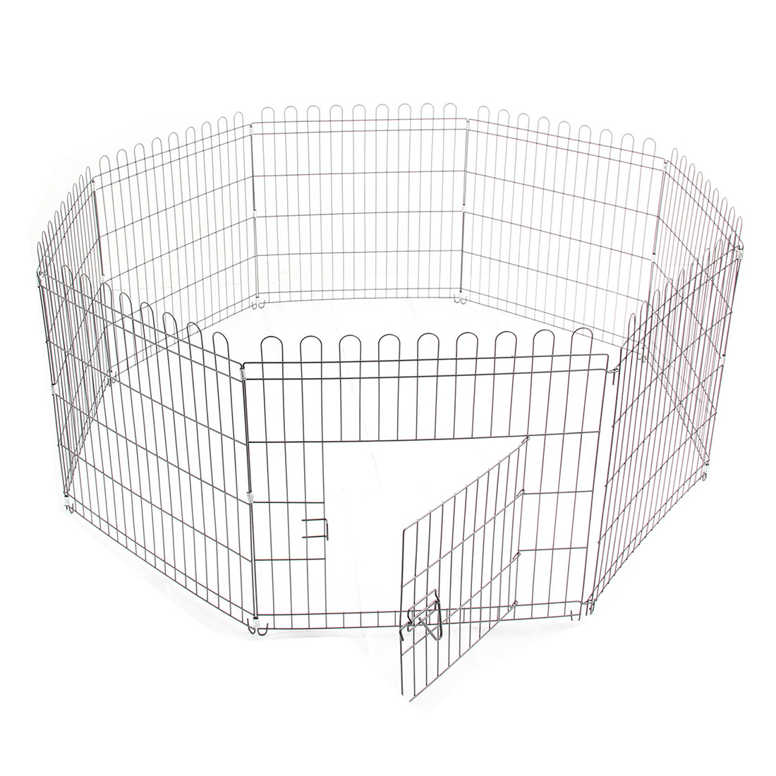 Best Pet Play Pen Puppy Dog Cat Rabbit Pig Guinea Playpen Run Cage Fence Enclosures(China (Mainland))