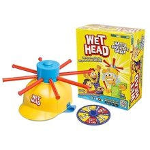 Wet Head Game Wethead Fun water roulette challenge for kids family outdoor /indoor Novelty game Toys Gift