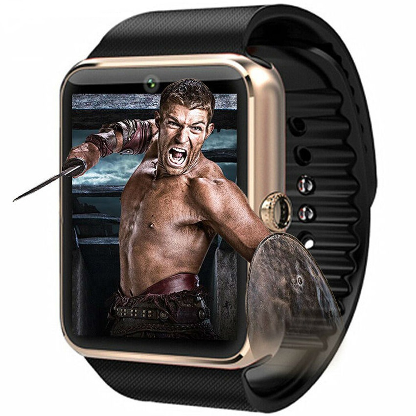 Smart Watch GT08 Clock Sync Notifier Support Sim Card Bluetooth Connectivity for Samsung Android Phone Smartwatch Watch pk dz09<br><br>Aliexpress