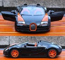1:18 Bugatti convertible Grand Sport Vitesse models,High simulation Collection model car,High quality Metal car,free shipping