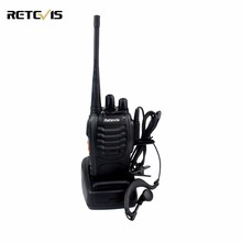 1pcs Retevis H-777 Walkie Talkie UHF400-470 MHz 16CH Ham Radio Hf Transceiver Portable Two Way Radio Communicator A9104A
