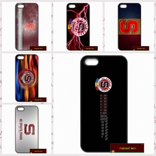 Sparta Prague With Wood Football Logo  case for iphone 4 4s 5 5s 5c 6 6s plus samsung galaxy S3 S4 mini S5 S6 Note 2 3 4  UJ0413