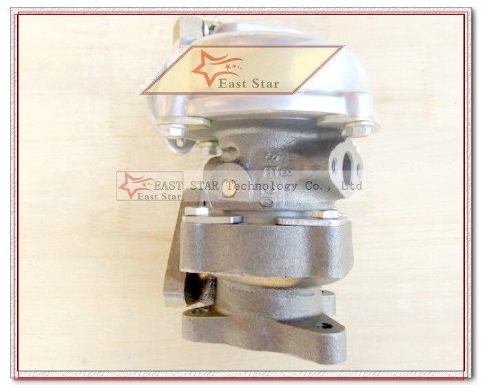 RHB31 VZ21 13900-62D51 Turbo Turbocharger For SUZUKI Jimny mini Car 500-660cc; MOTORCYCLE QUAD RHINO 70HP-120HP (3)