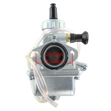 MOLKT 26mm Carb Carburetor  For 110cc 125cc dirt pit bike chinese ATV Quad Buggy with 4 stroke engine
