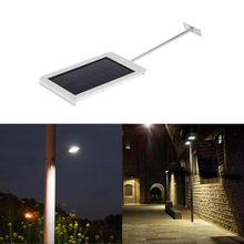 Solar Powered 15 LED Street Light Solar Lamp Sensor Light Outdoor Lighting Garden Path Spot Light Wall Emergency Lamp Luminaria