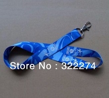HOT 25mm width custom sublimation quality polyester lanyard,cheap promotion convention neck strap for individual lanyard