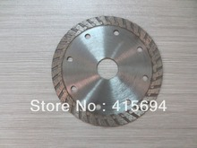 115x10x15.88mm cold press turbo diamond saw blade for bricks, granite,marble and concrete(China)