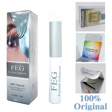 FEG Eyelash enhancer 100% Original FEG eyelash growth treatment eyelash enhancer serum eyelash liquid(China)