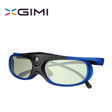XGIMI Rechargeable Shutter 3D Glasses Virtual Reality LCD Glass for Xgimi Z4 Aurora H1 High Lumens Built-in Battery