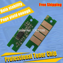 2PCS 407971 SP 150LE Toner Cartridge Chip For Ricoh Aficio SP 150 suw 150SU 150w 150SUw sp150 su le w power refill reset 0.7K