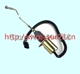 FUEL SHUT OFF SOLENOID 3935456 SA-4762-12 for 5.9L, 8.3L DIESEL ENGINE,12V free shipping <br><br>Aliexpress