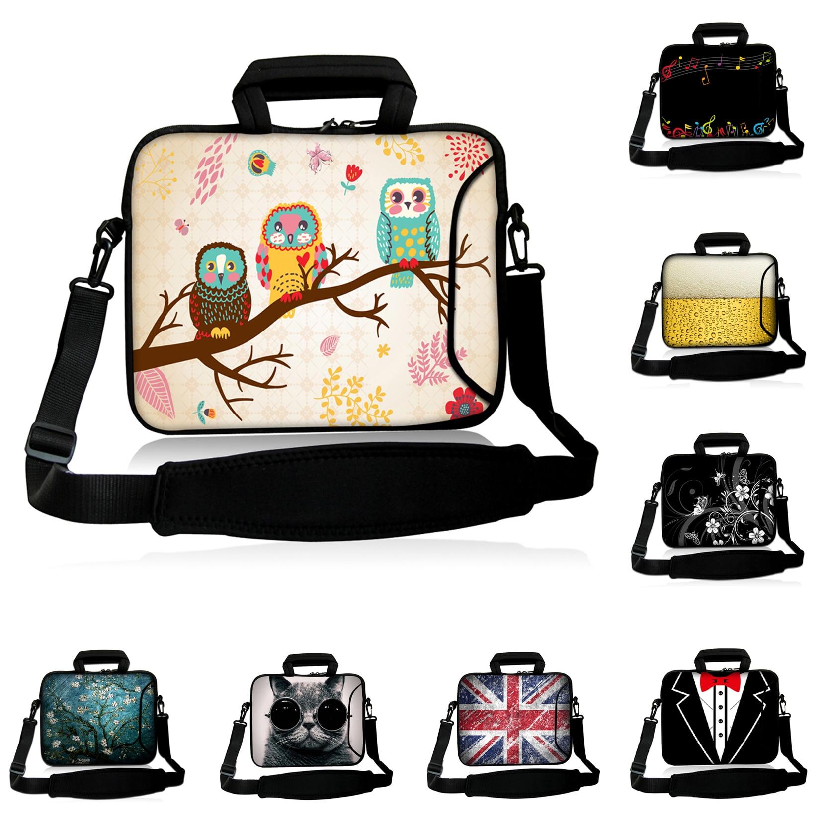 Girls Messenger E-book Computer Laptop Bags 10.1 9.7 12.8 12.2 11.6 17 15 14 13.3 inch Shoulder Strap Notebook Cases For Xiaomi<br><br>Aliexpress