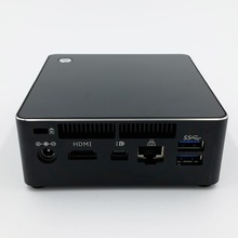 Newest, Most compact Mini PC, Windows 10, Linux, i7 5500u, Max 16GB RAM, HDMI, with fan, USB3.0