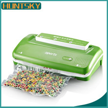 New Automatic Electric Vacuum Food Sealer Machine With All Size Vacuum Bag For Peanut Portable