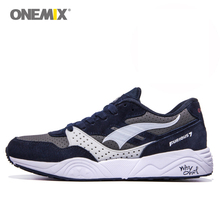 Onemix Brand Original Men Running Trainer Sport Shoes Max Man Athletic Sneakers Retro Walking Runner 6 Colors Free Shipping