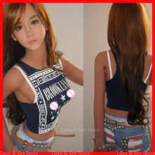Buy 2017 New 158cm Full Real Silicone Sex Doll Men Adult Toy Japanese Lifelike Adult Silicone Love Doll Cekc Sexual Dolls