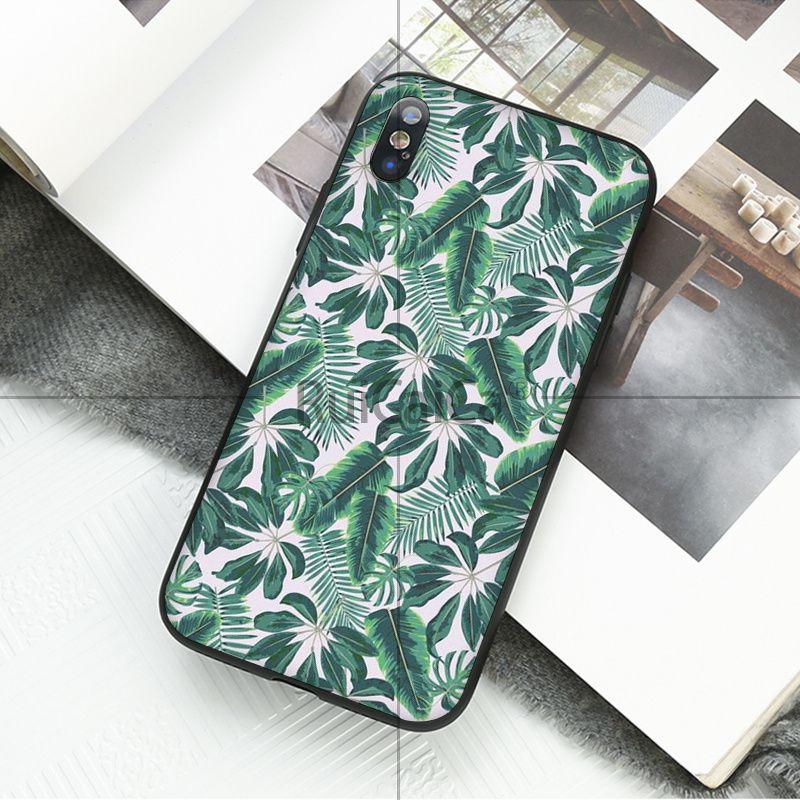 California Palm Trees Pattern